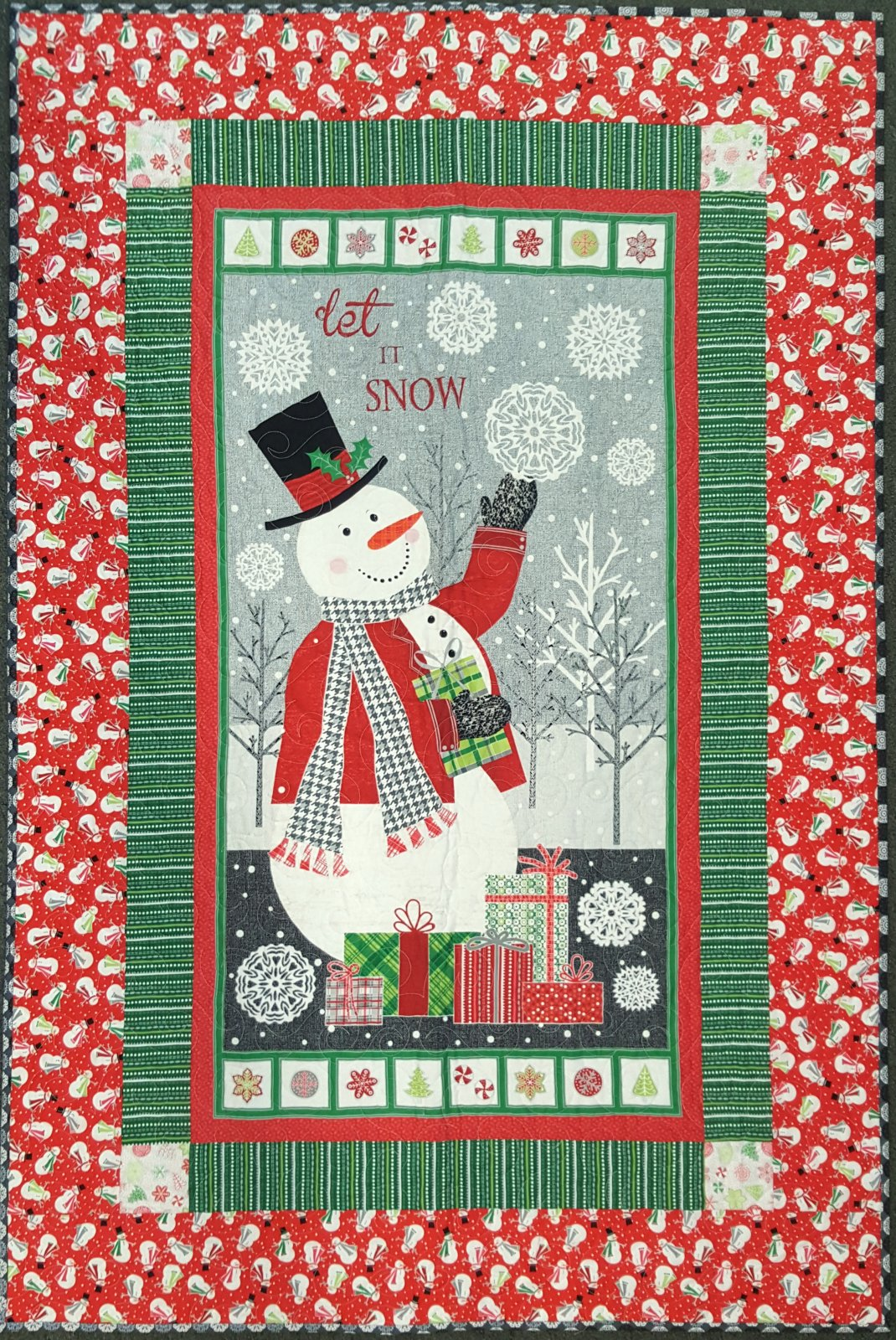 Snowman Panel Kit