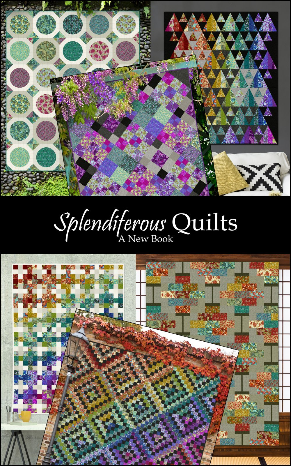 Splendiferous Quilts Book