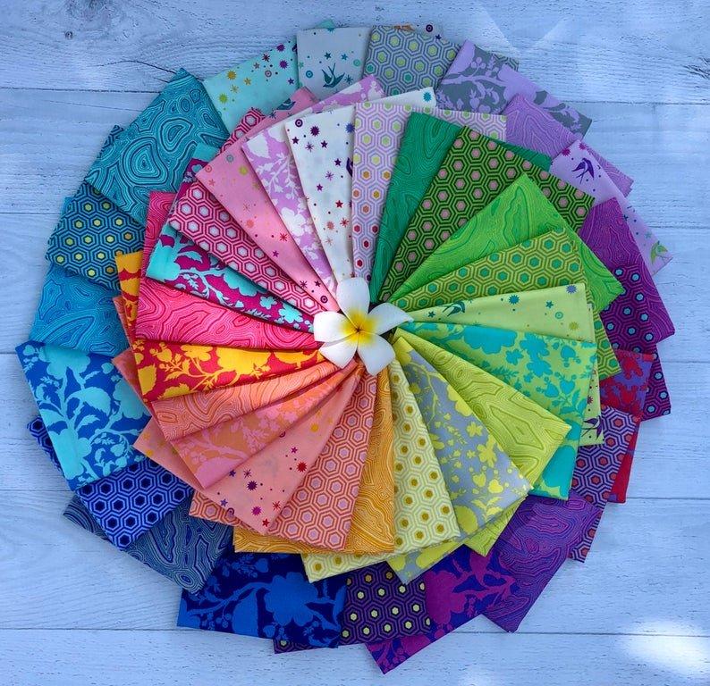 True Colors Fat Quarter Pack