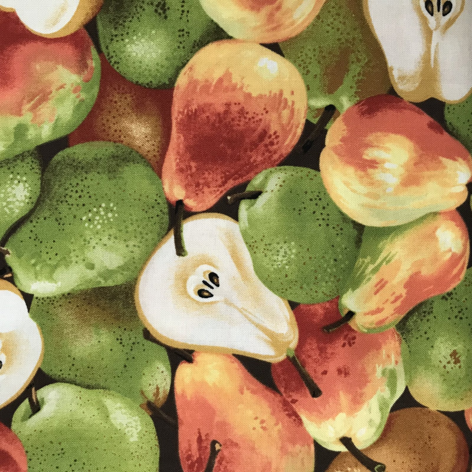 Pears by Timeless Treasures C8650