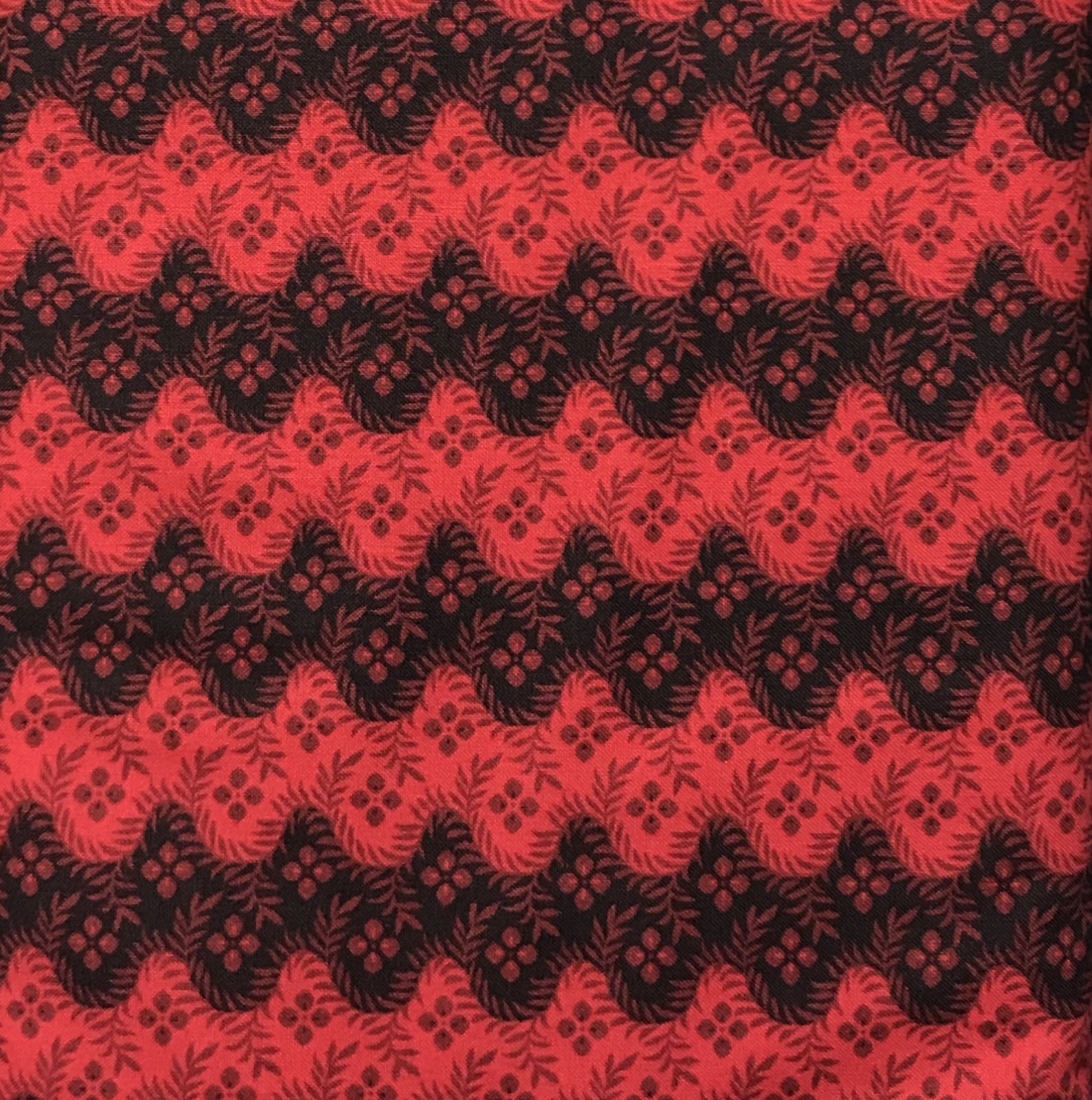Holiday Splendor by Blank Quilting  BTR5501 RED