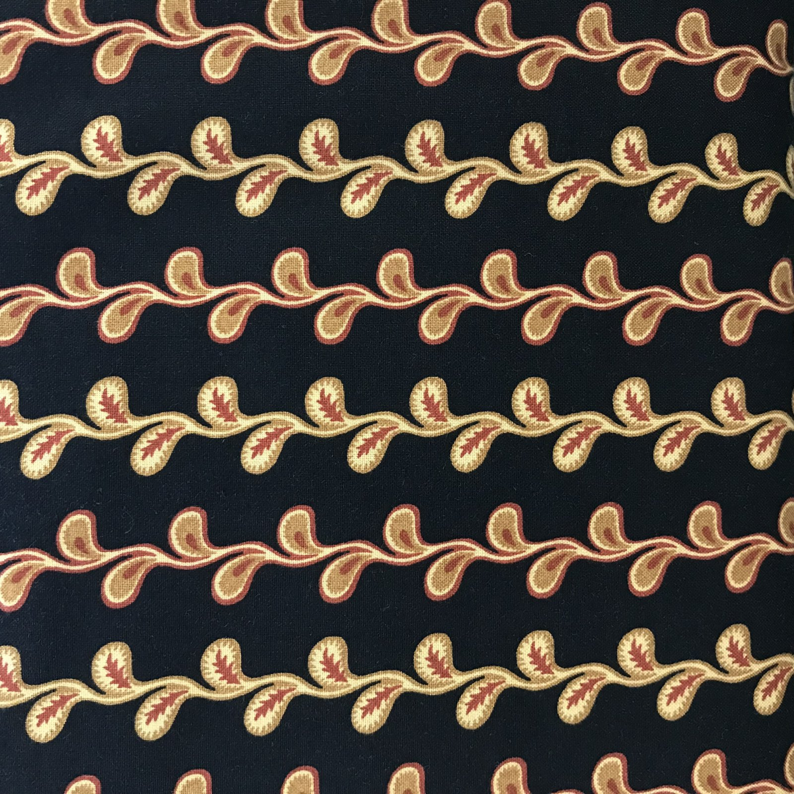 Annandale by Andover Fabrics 5091 BLACK