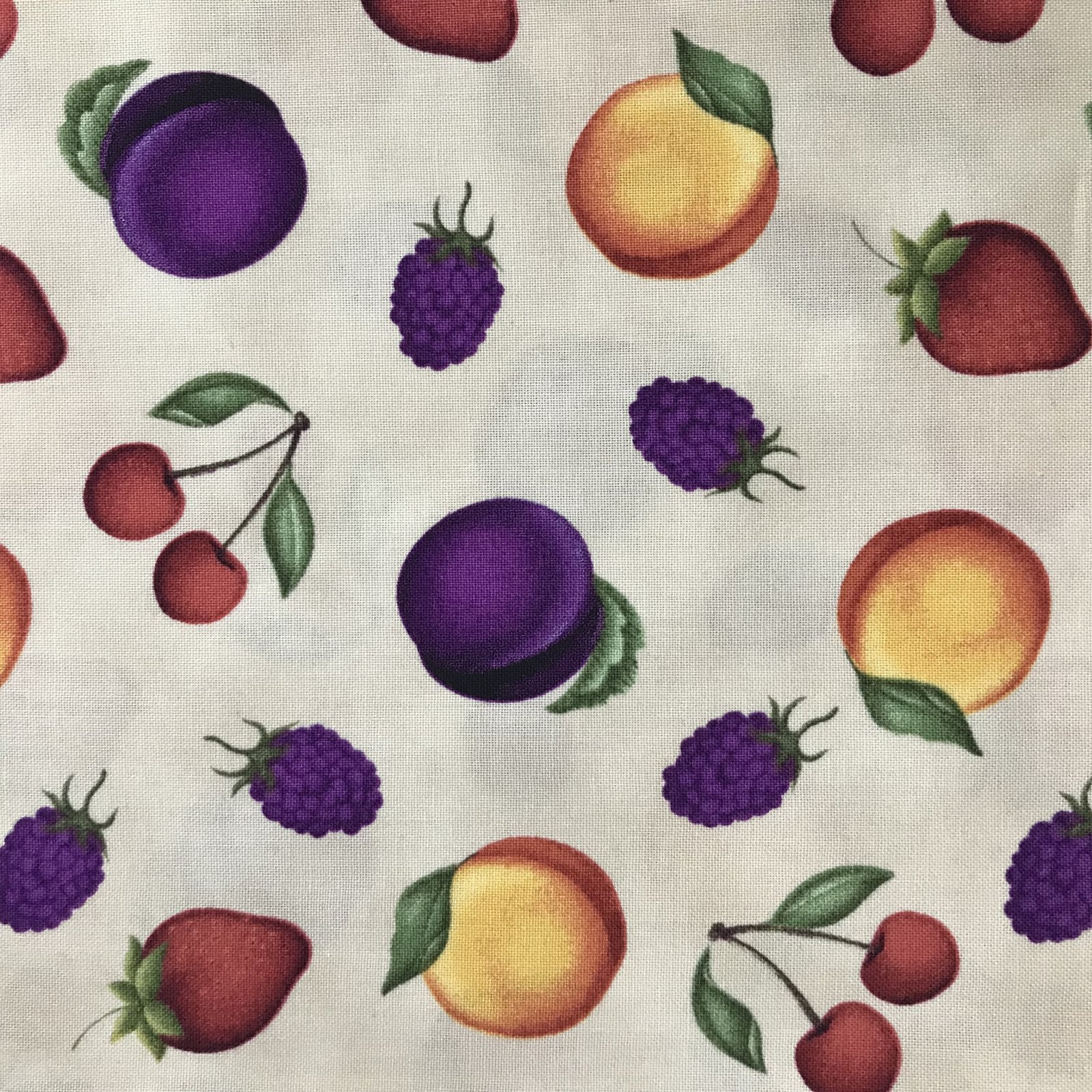 Fruit Basket by Quilting Treasures 1649 22343 A 4011 TAN
