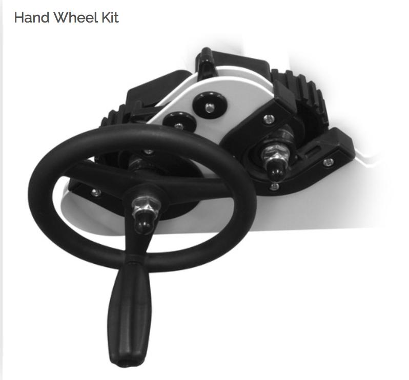 HQ Studio/Studio2 Frame Hand Wheel Kit