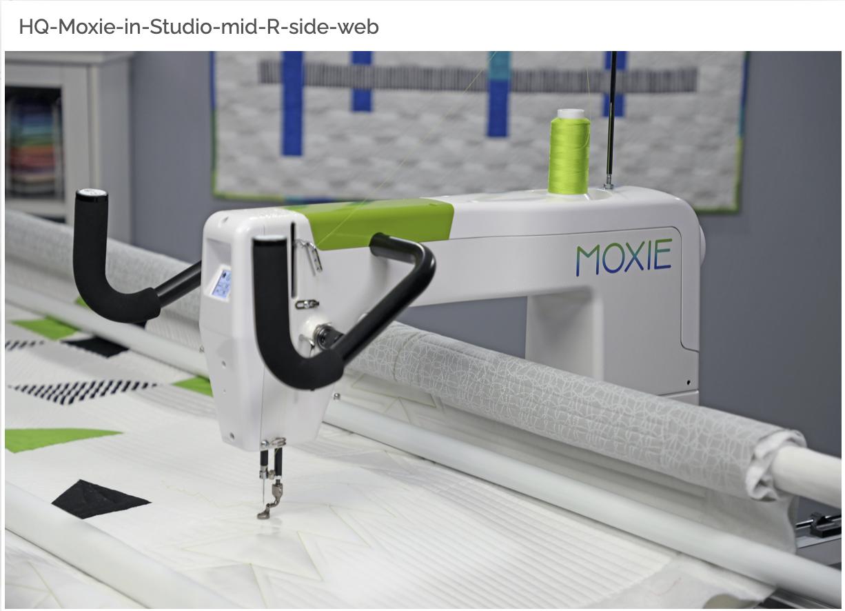 HQ Moxie Machine