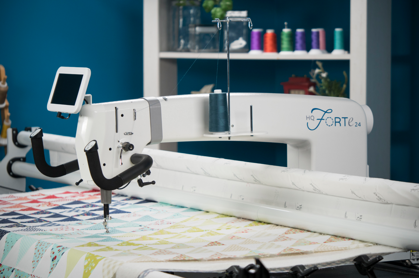 HQ Forte Quilt Machine