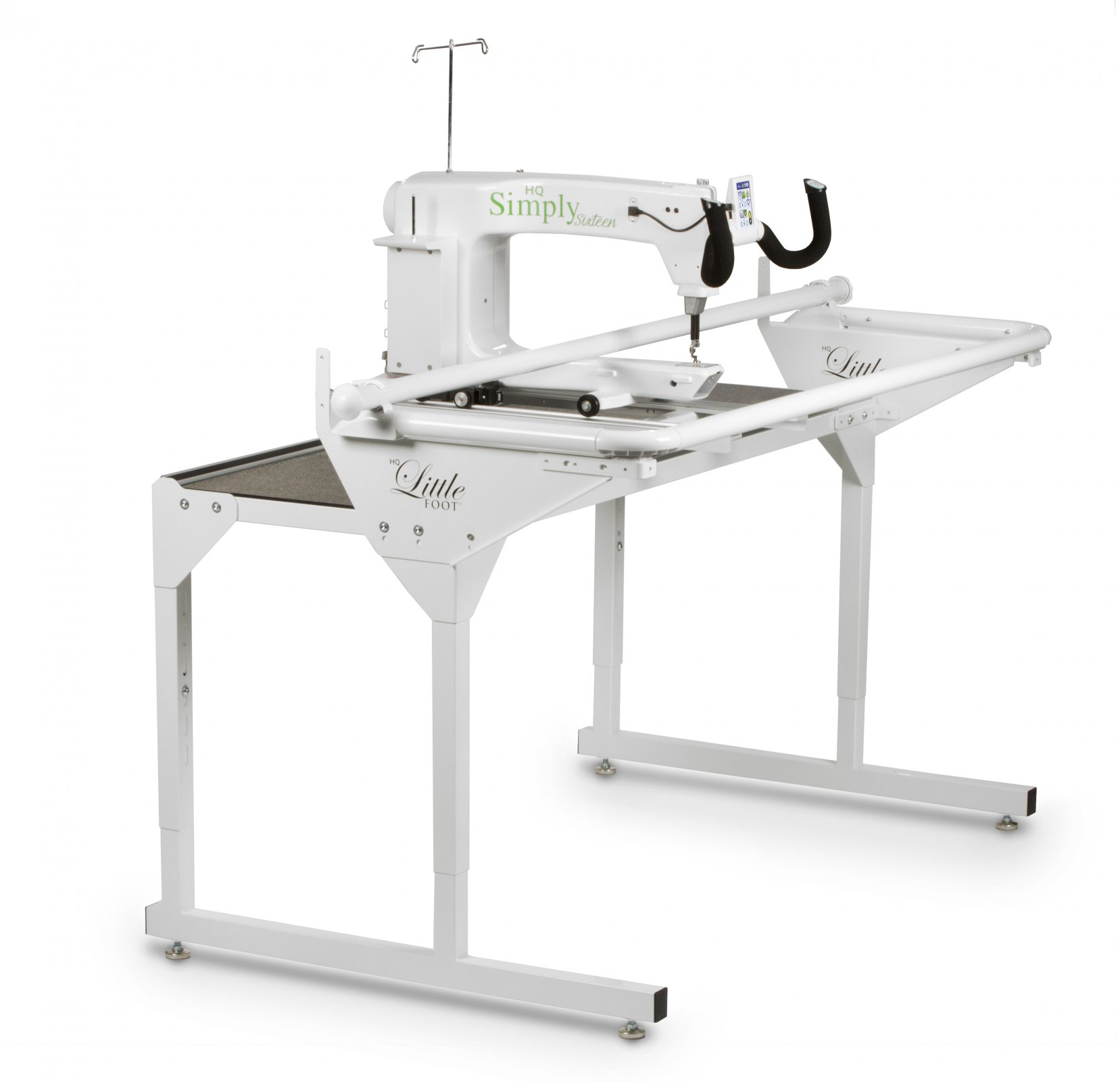 HQ Simply Sixteen Longarm Quilting Machine w/Frame