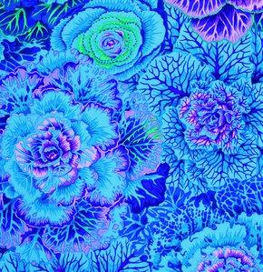 Brassica Blue by Kaffe Fasset PWPJ051.BLUEX