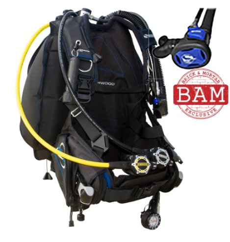 BCD - AXIS w/ Gemini Alternate Air Source