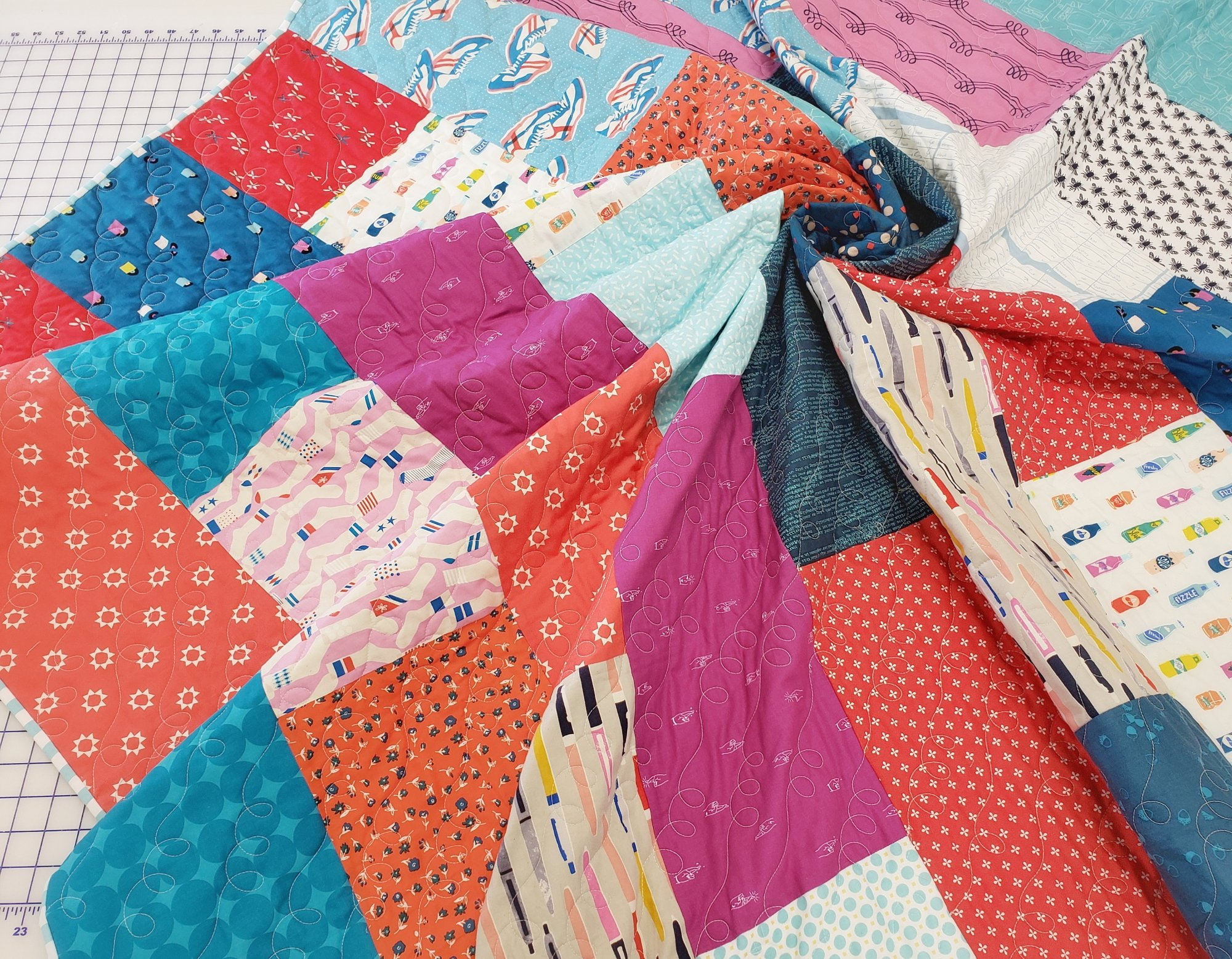 Quick and Easy Quilt Kit