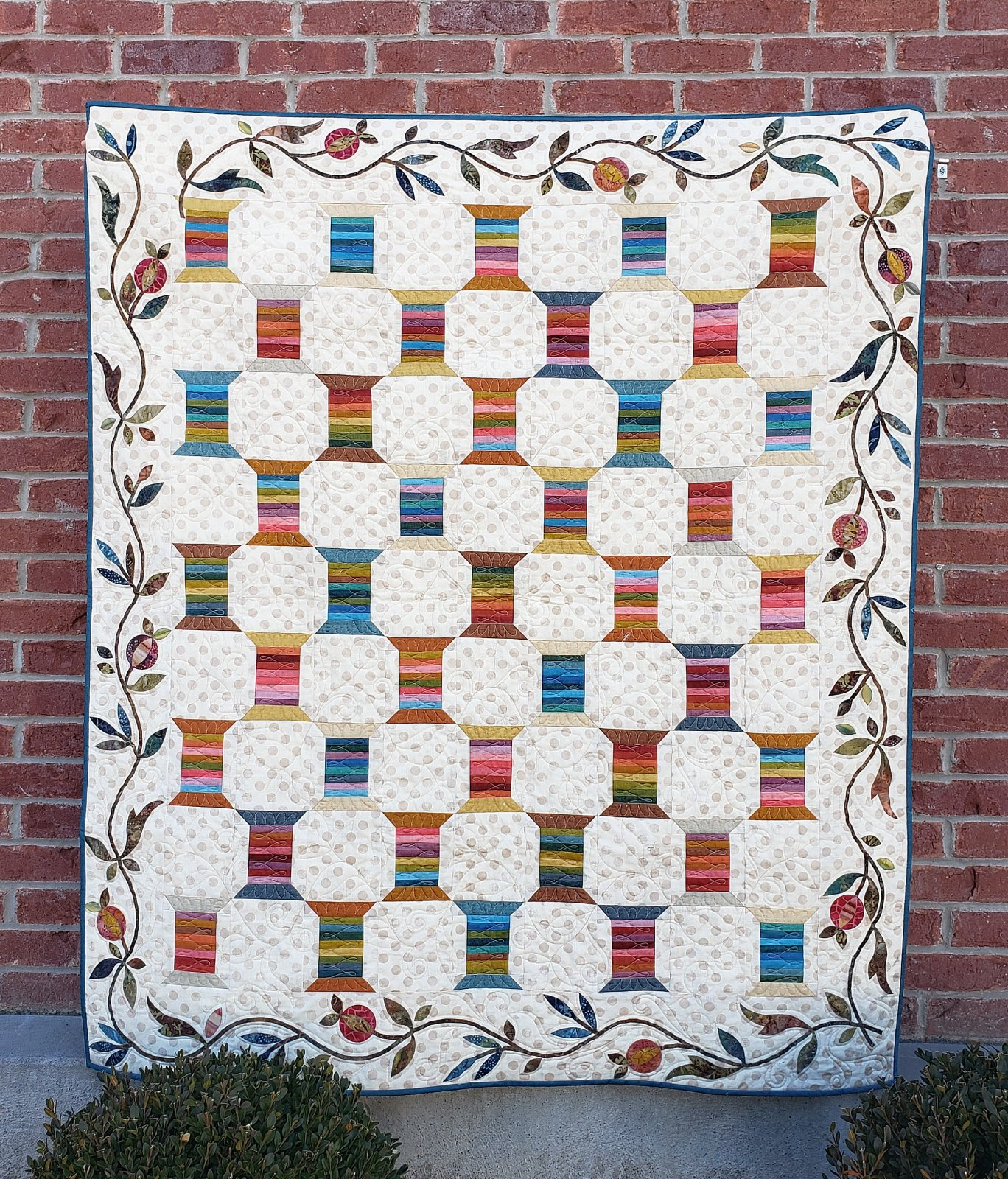 Variegated Thread Quilt Kit
