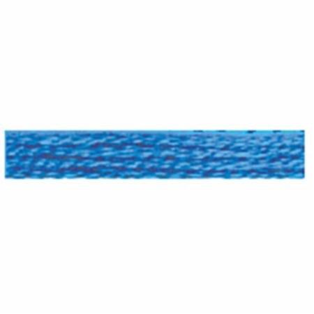 COSMO EMBROIDERY THREAD 2512 413 BRIGHT BLUE
