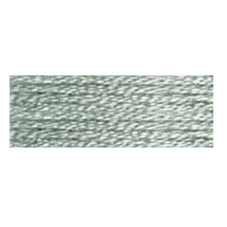 COSMO EMBROIDERY THREAD 2512 2981 LT BLUE/GRAY