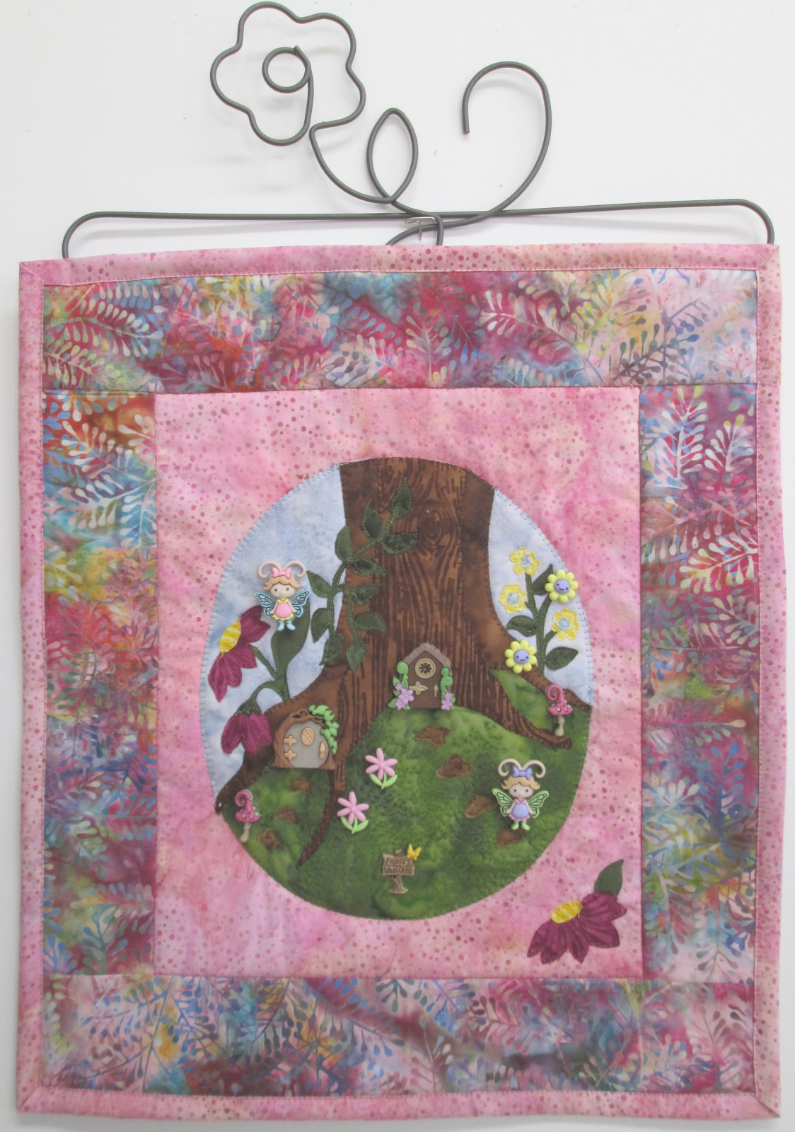 Fairy Tales Wall Hanging Kit