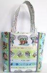 Mrs. Bobbins Fiji Tote Bag Sample