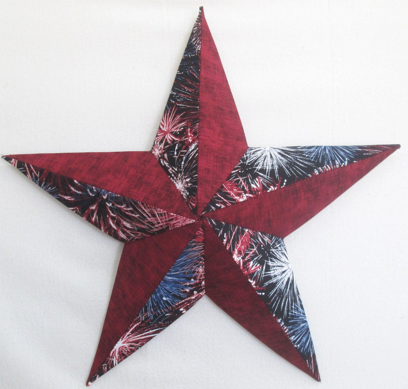 American Pride Wall Art Stars Kit