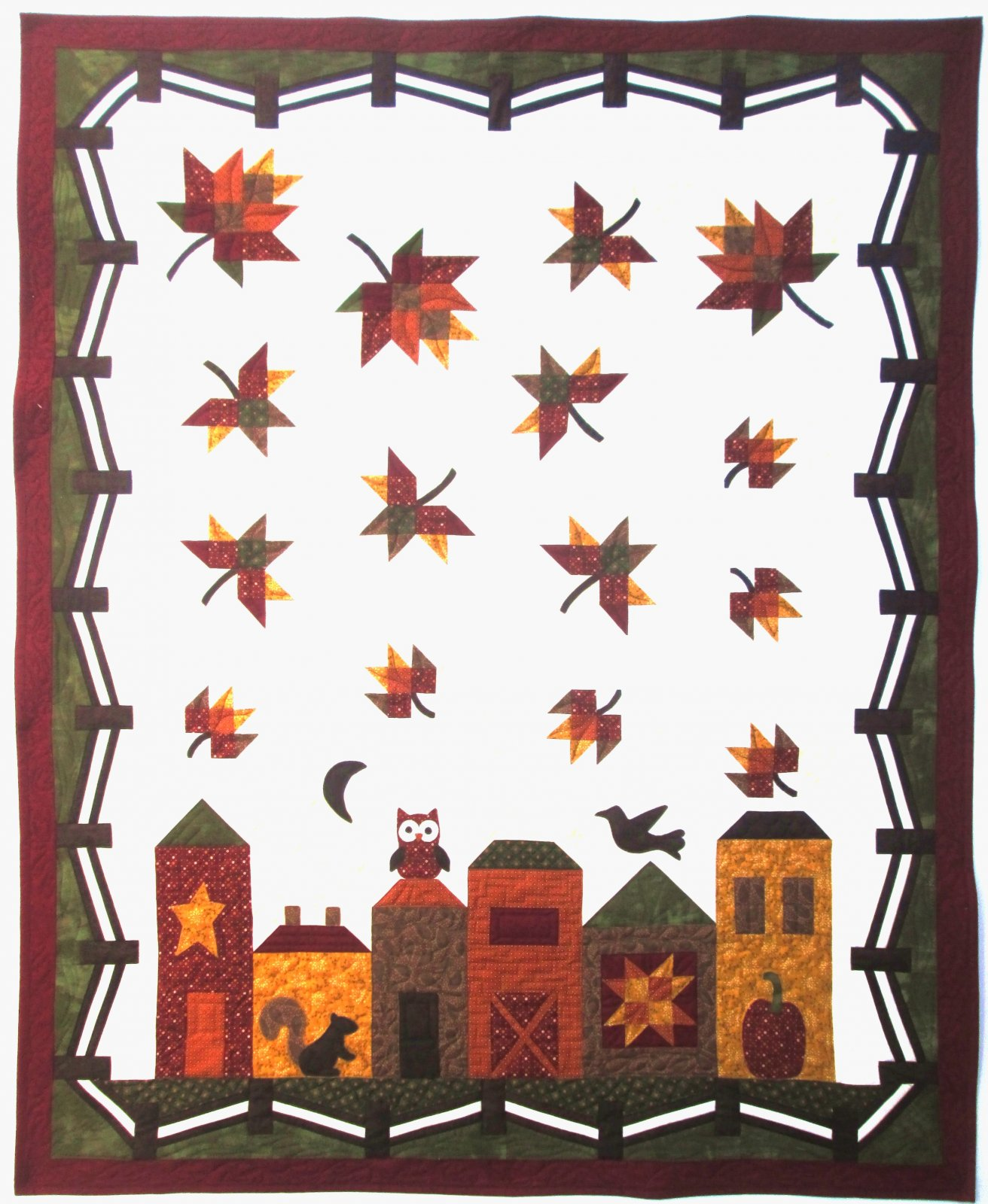 Abundant Blessings Hometown Harvest Quilt Kit
