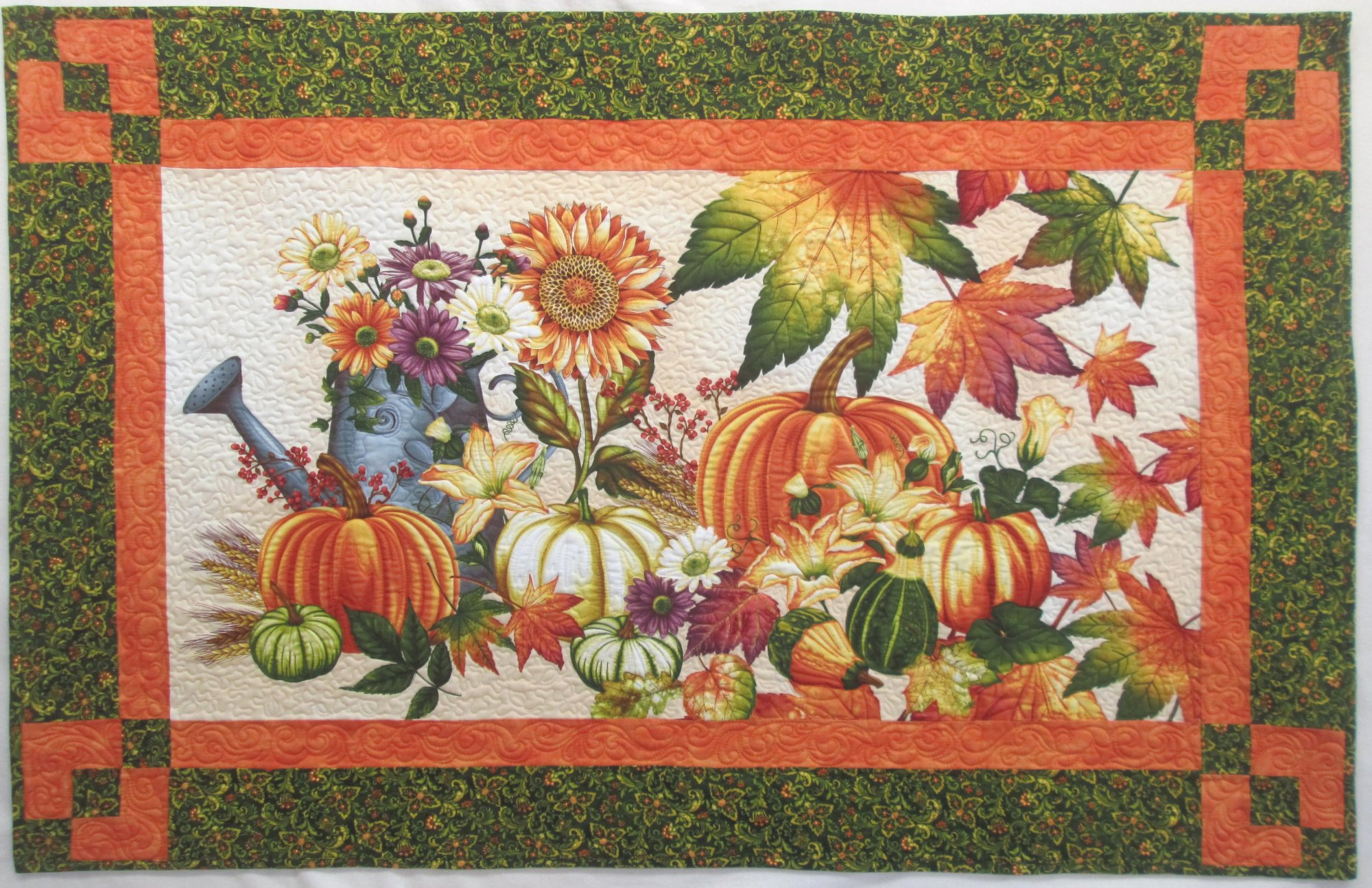 Autumn Album Panel Magic Quilt Kit