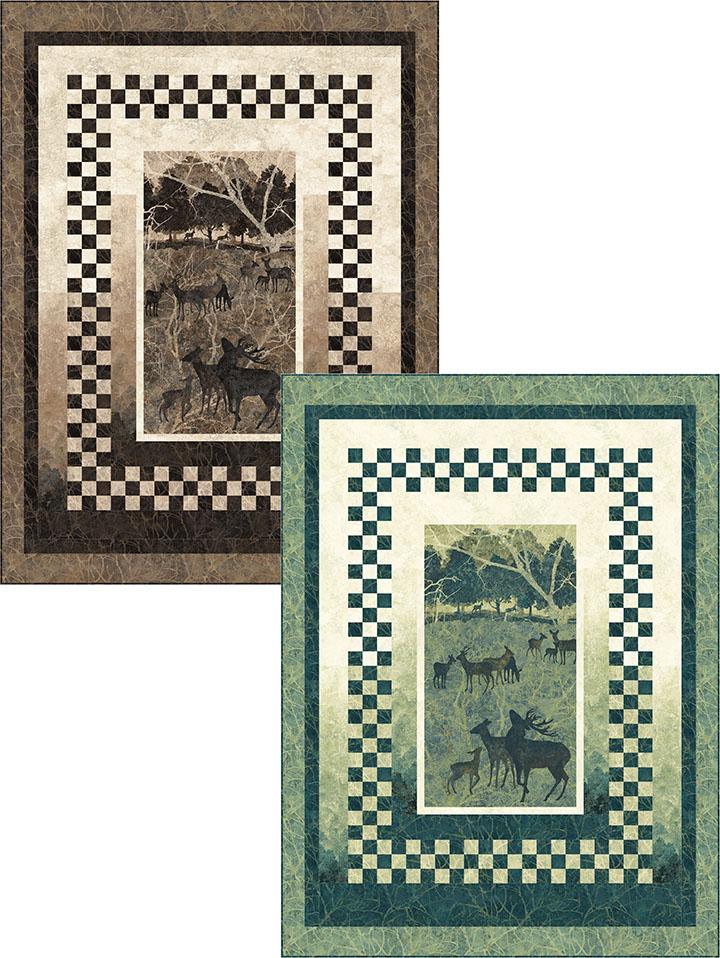 Nine Mile Patterns Sew Deer