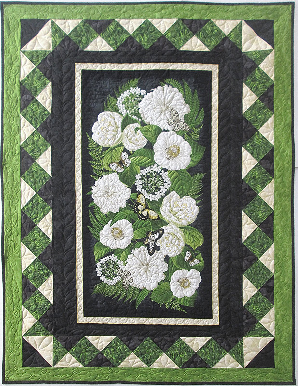 Chantrell Panel Wall Quilt Kit 45 x 59
