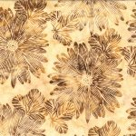 Hoffman Bali Batik R2249-511 Big Tropical Bluff