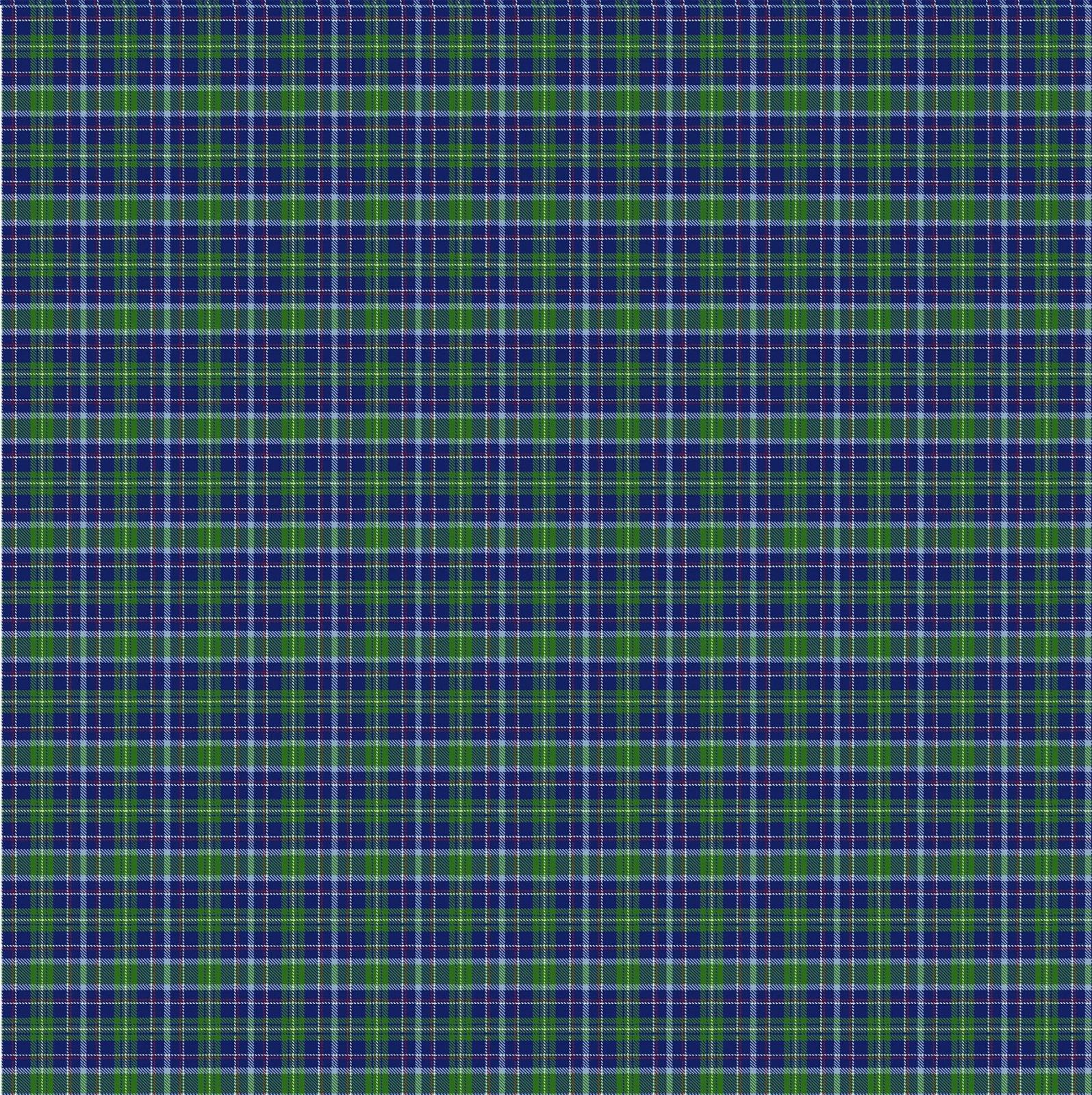 Northcott Christmas Wish 23467-44 Blue Green Plaid