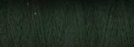 Gutermann 251 8640 Natural Cotton Thread 250m/273yds Very Dark Green