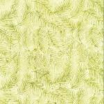 Hoffman Bali Batik R2255-413 Yellow Fringe Leaf Watercress