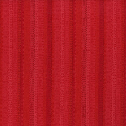 RJR Hopscotch 3218-3 Orange/Red Loopy Stripe Tonal By Jamie Fingal