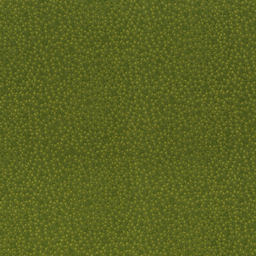 RJR Hopscotch 3223-9 Green Tiny Tonal Triangles By Jamie Fingal