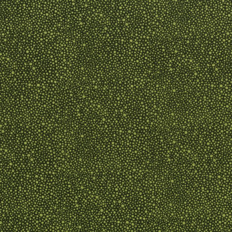 RJR Hopscotch 3224-8 Olive Green Tonal Dots By Jamie Fingal