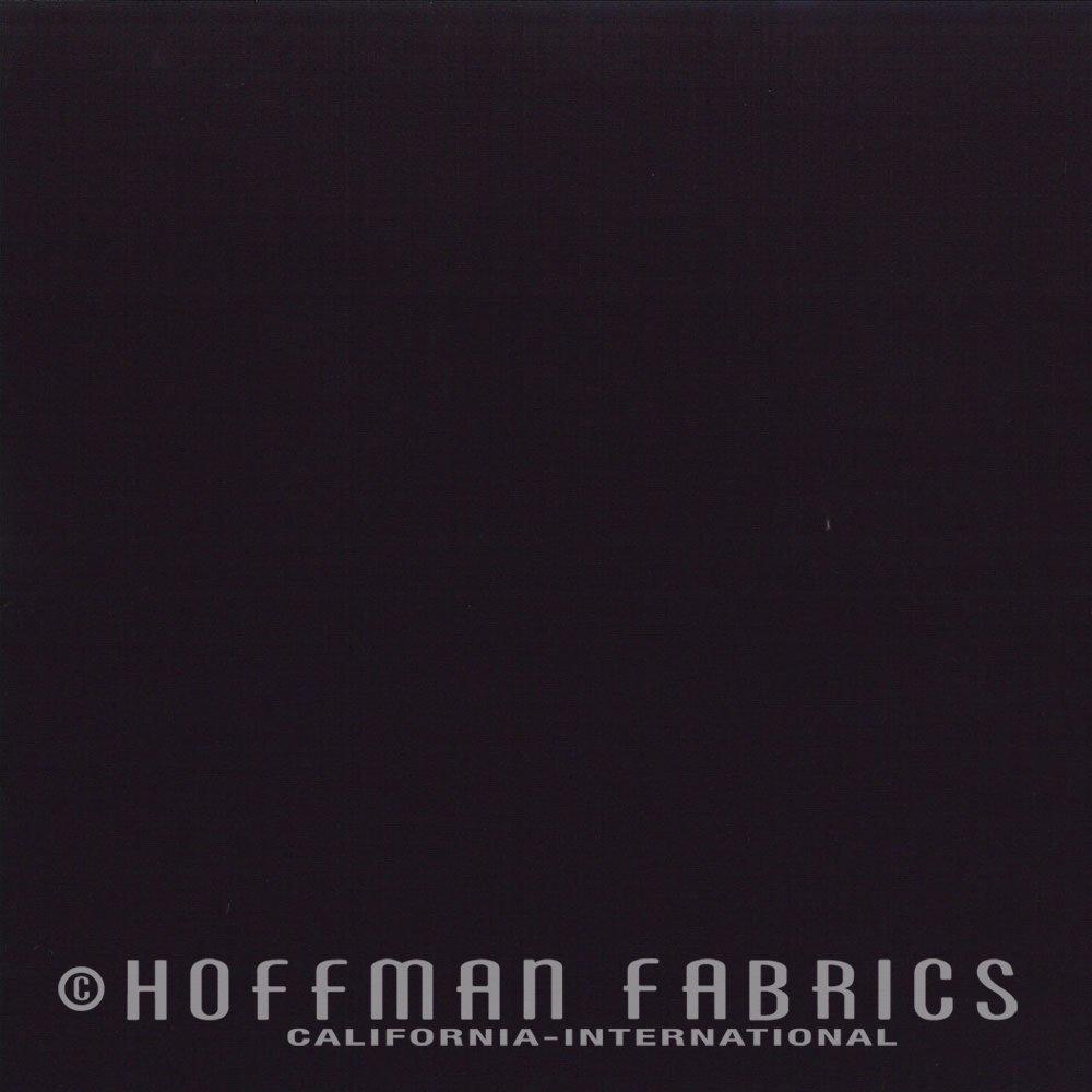 Hoffman Bali Watercolor 1895-494 RAVEN BLACK