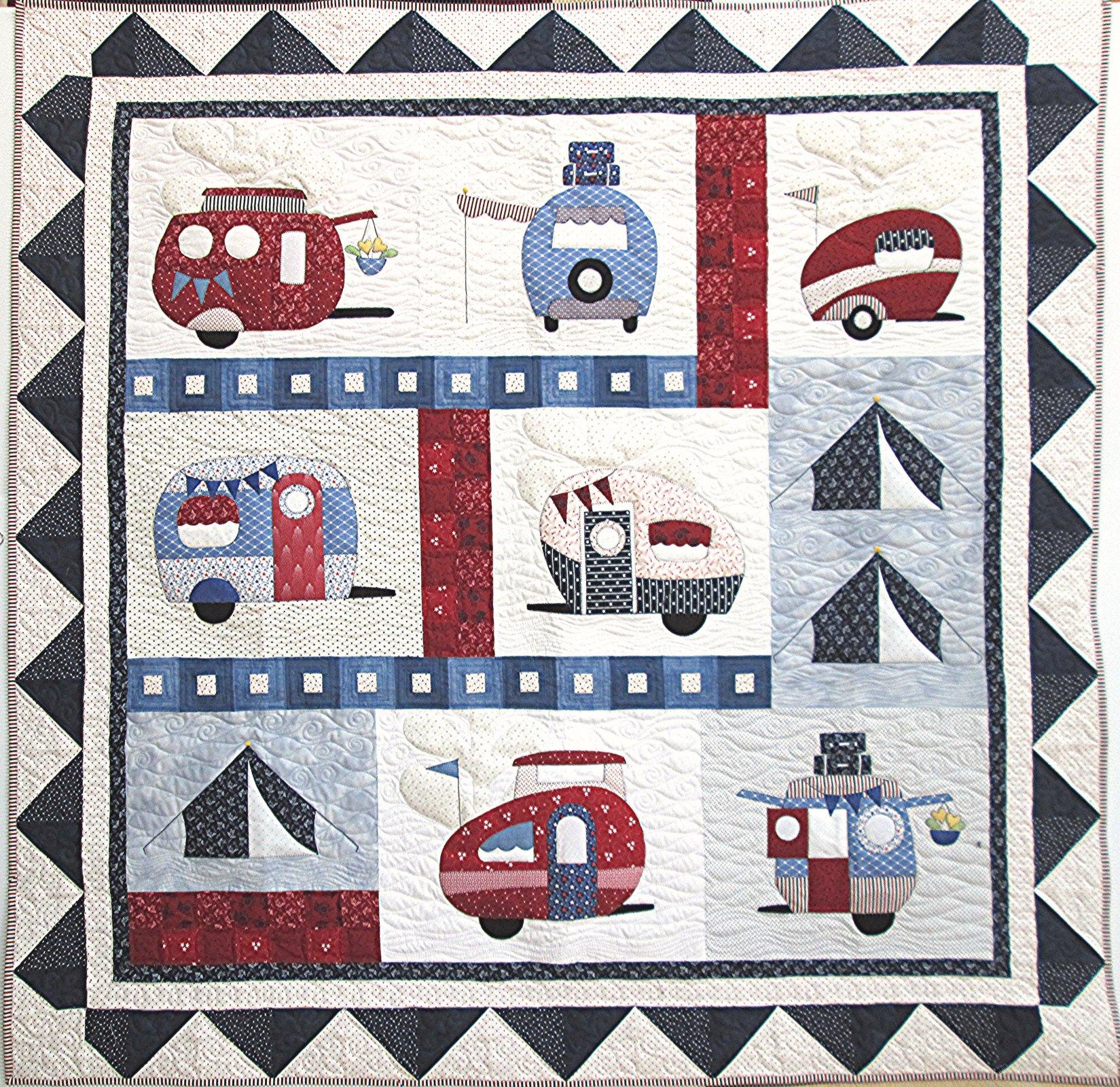 American Gathering Vantastic Quilt Kit