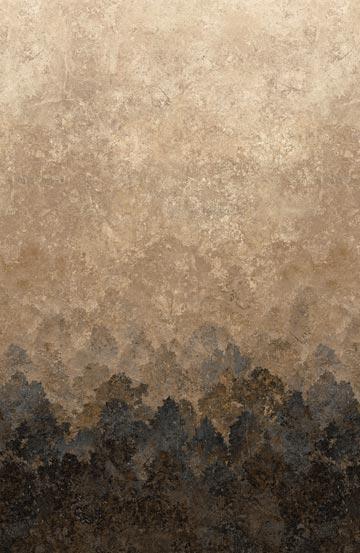 Northcott Stonehenge Deerhurst 39422-97 slate dk brown to lt tan ambree