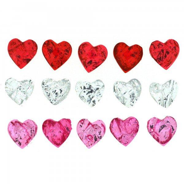 Dress It Up Hearts Desire 15 buttons JBT8376- vl