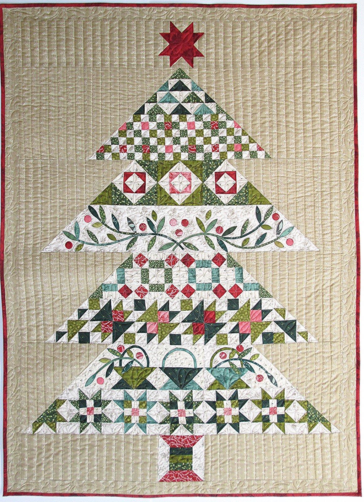 Tannenbaum Quilt Sample
