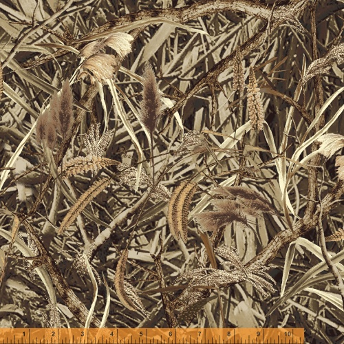 Windham The Great Outdoors 38924A-X Marsh Grass Camo