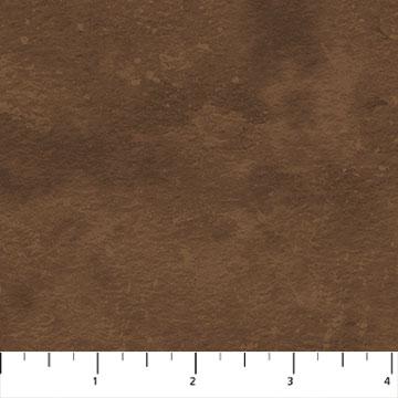 Northcott Toscana 9020-36 Chocolate Brown