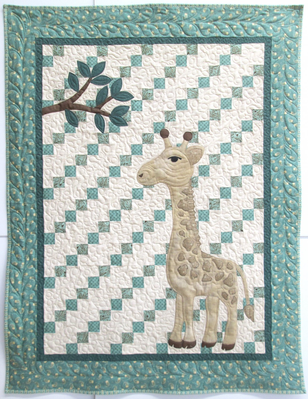 Patches Quilt KIT