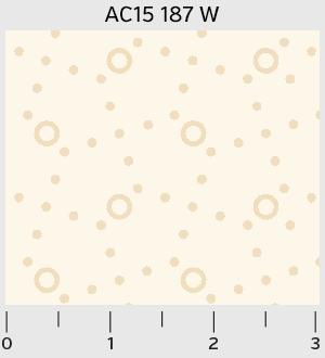 P&B Apple Cider 15 Dots & Circles AC1500187W