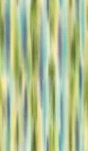 Quilting Treasures Ariel 25870-Q Green & Blue stripe