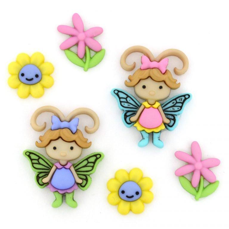Dress It Up Flutter Bugs