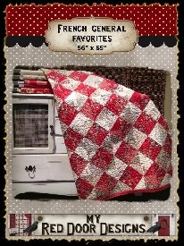My Red Door Designs French General Favorites 264