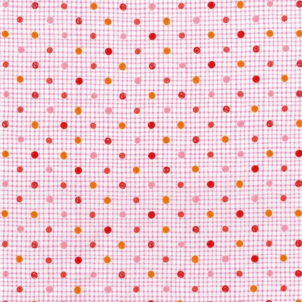 RJR Mofpof Dot Strawberry