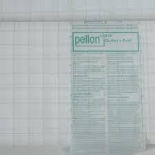 Pellon Quilter's Grid 820-White 1