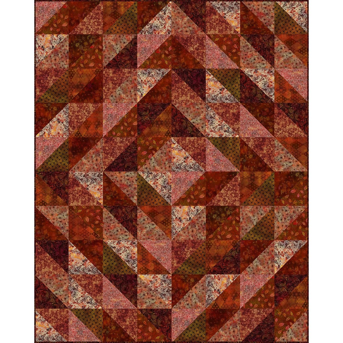 Seasons Quilt Kit