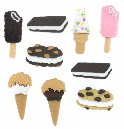 Dress It Up Freezer Treats