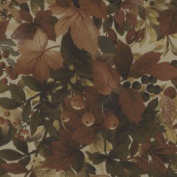 Maywood Falling Leaves MAS90293-A Leafy Branches with Berries