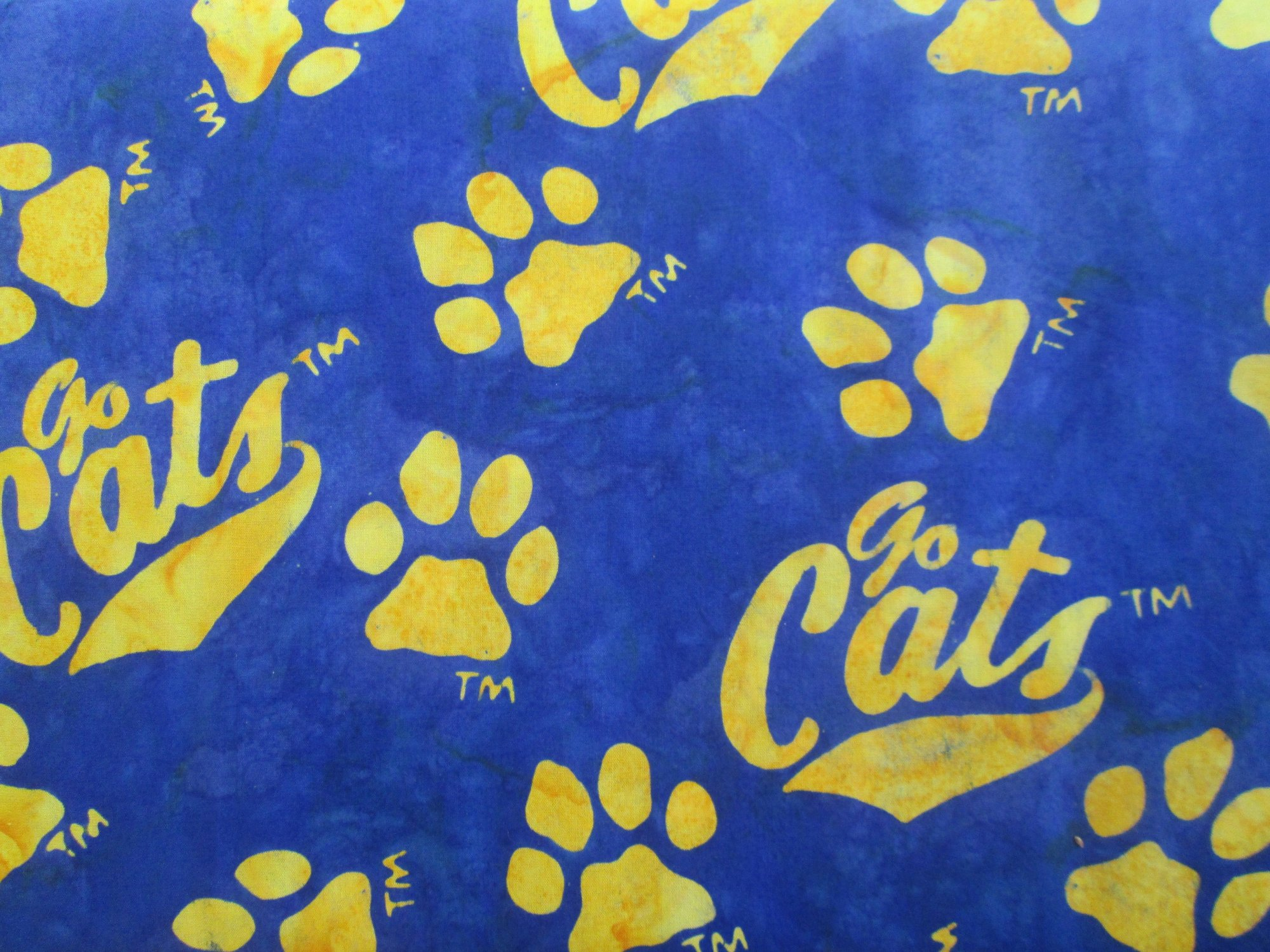 Hoffman Bali Chop Custom MSU Bobcats Q2172-471 Butter Cup