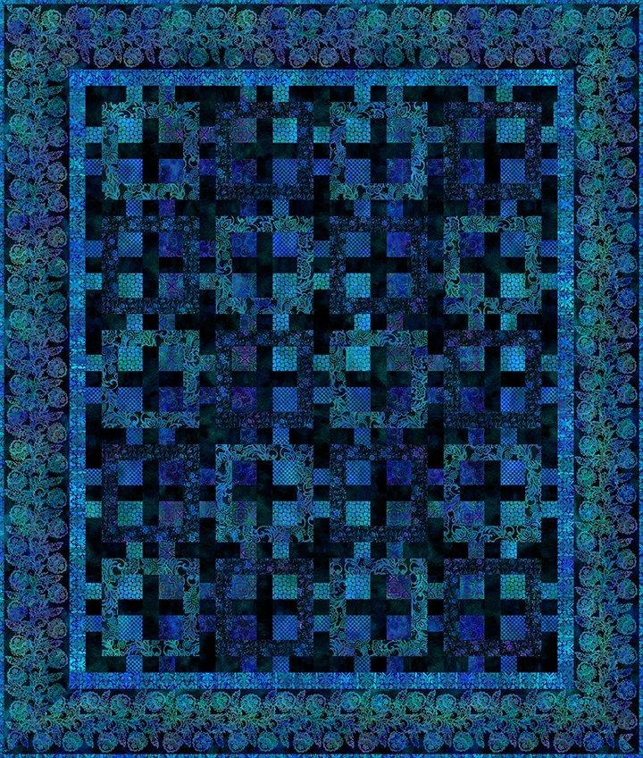Tapestry Quilt Kit